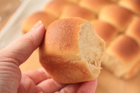きなこのちぎりパン