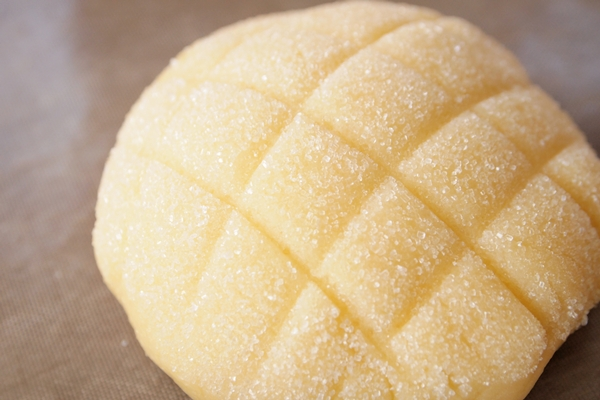 メロンパンの作り方