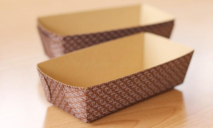 パウンドケーキ型(紙製)