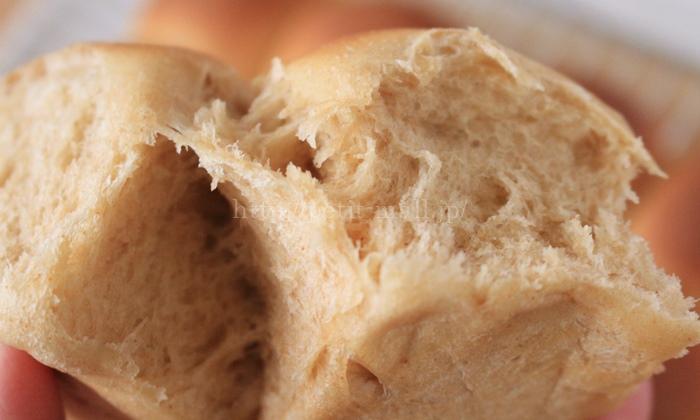 きなこのちぎりパン もっちり