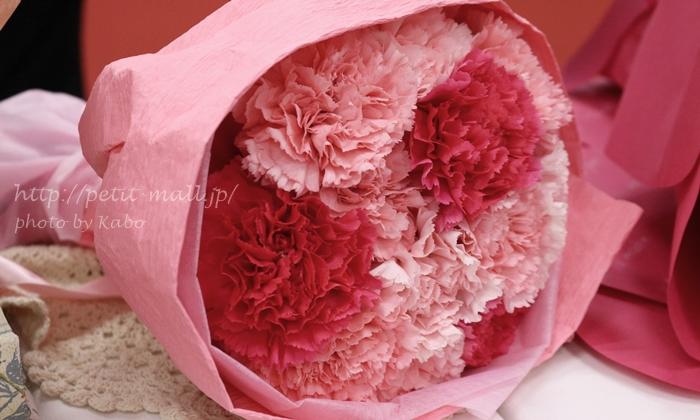 日比谷花壇 母の日トートバッグブーケ