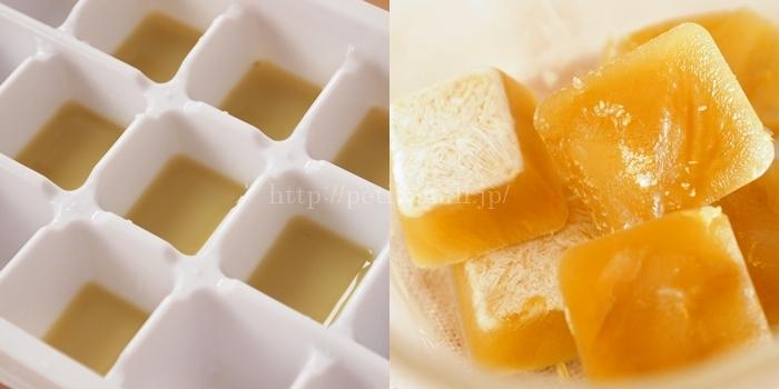 ショウガの絞り汁 冷凍保存