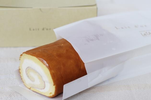 ルタオ 「レ ドール ムー」ロールケーキ