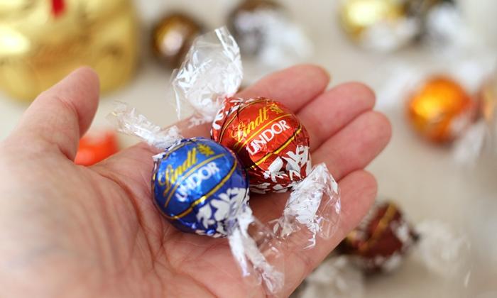 リンツ リンドールチョコレート