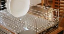 ベルメゾンデイズ 燕三条で作るステンレス製水切りカゴ