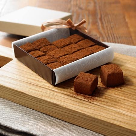 無印良品 バレンタイン手作りキット 生チョコ