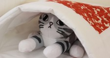 フェリシモ 猫和布団