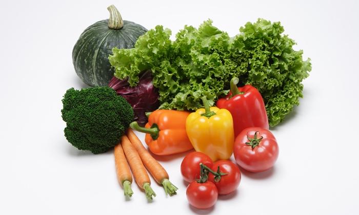 生野菜 イメージ