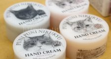 フェリシモ猫部 猫の肉球の香りがするハンドクリーム4種類