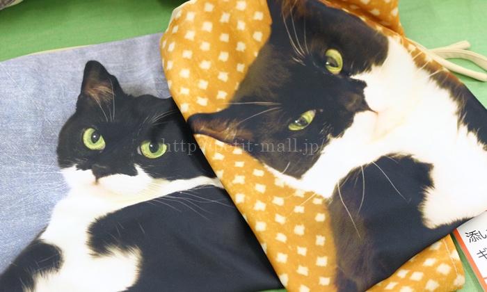 フェリシモ 添い寝待ち猫 ギズモさんまくらカバー3種類