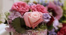 日比谷花壇 母の日ギフト プリザーブド&アーティフィシャルフラワー