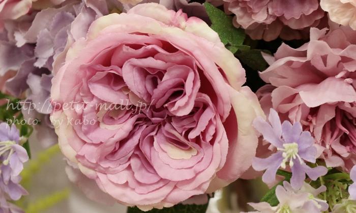 日比谷花壇 母の日ギフト アーティフィシャルフラワー アレグリーア