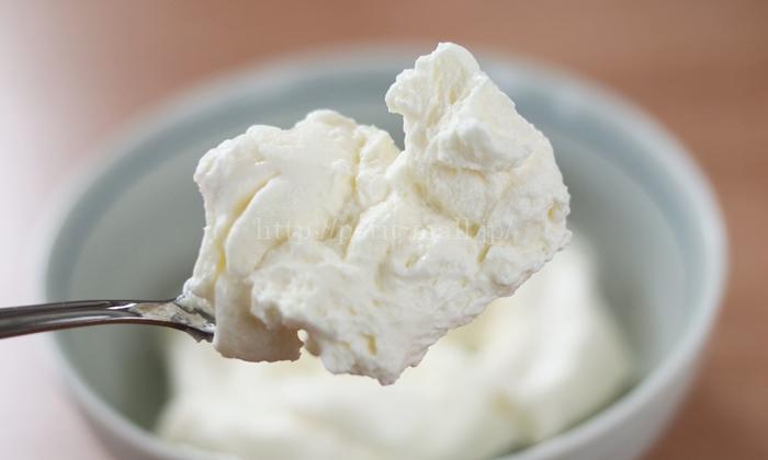 バタークリーム風ミックス粉で作るクリーム