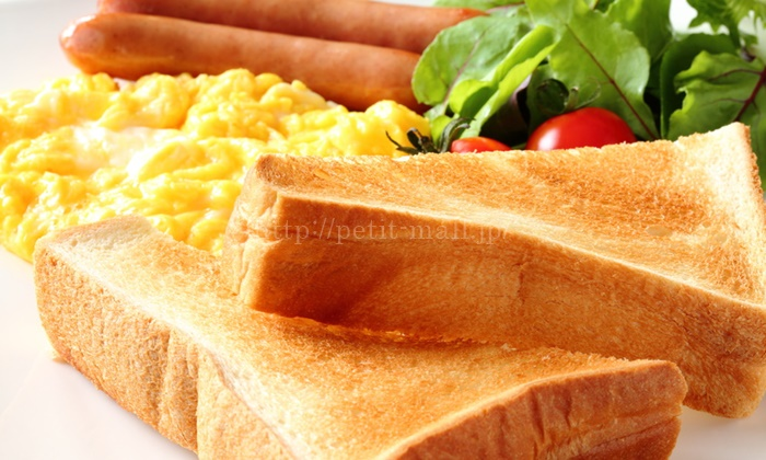 トースト イメージ画像