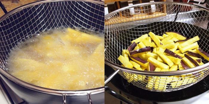 有元葉子 鉄の揚げ鍋(ラバーゼ)で作るフライドポテト