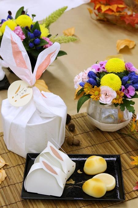 日比谷花壇の敬老の日ギフト お菓子のセット