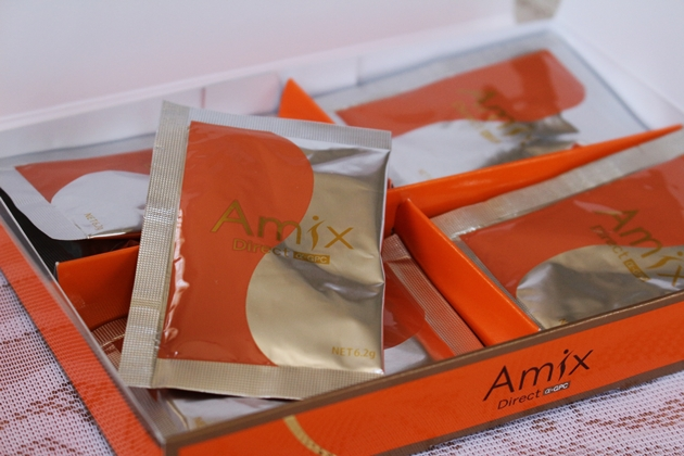 Amix(アミックス)ダイレクト16包入り