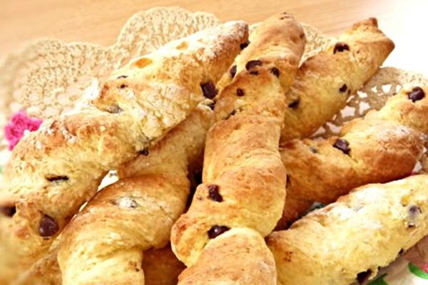 チョコチップクッキーパン