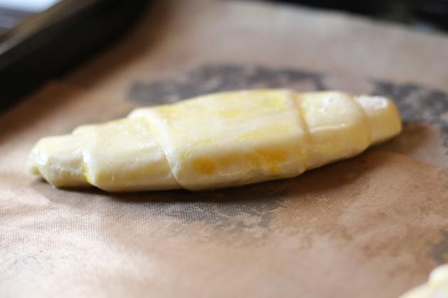 クロワッサンの冷凍パン生地 作り方