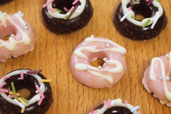 無印良品 手作りキット 小さなドーナツチョコ