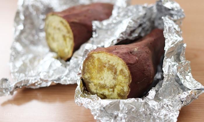 エムケーホームベーカリーHBK-152 焼き芋の作り方