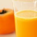 柿のジュース