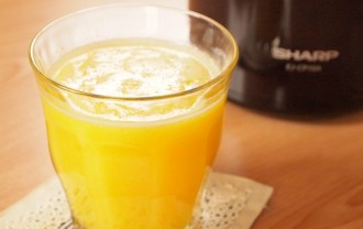 オレンジシュース