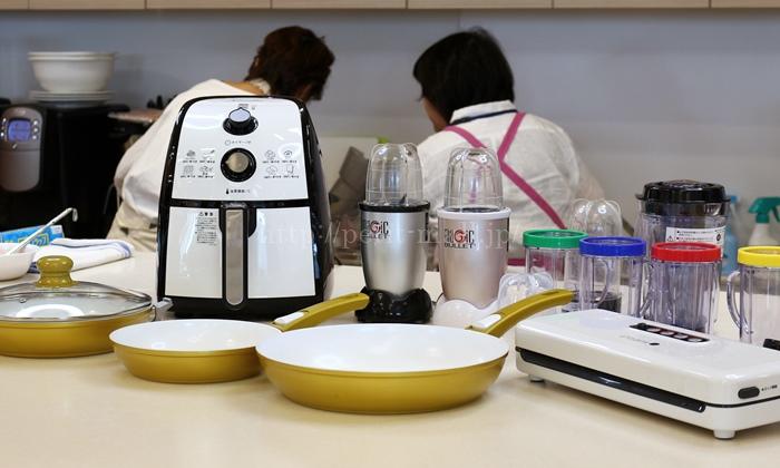 ショップジャパン×尾身奈美恵先生 お料理教室