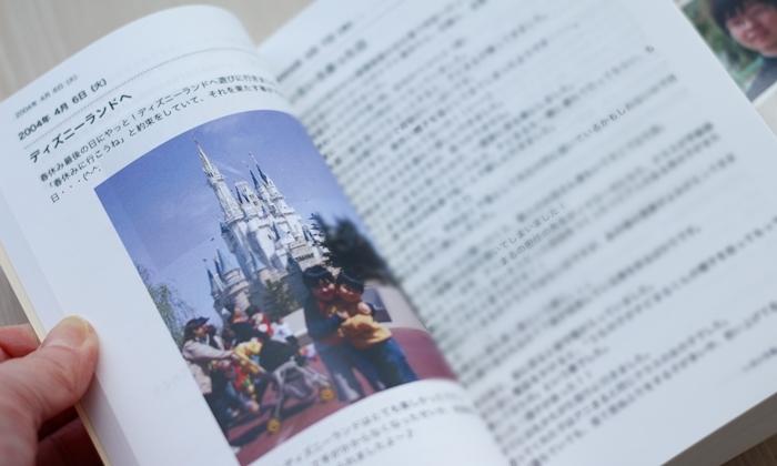 ブログ出版で書籍化 写真のサイズ感