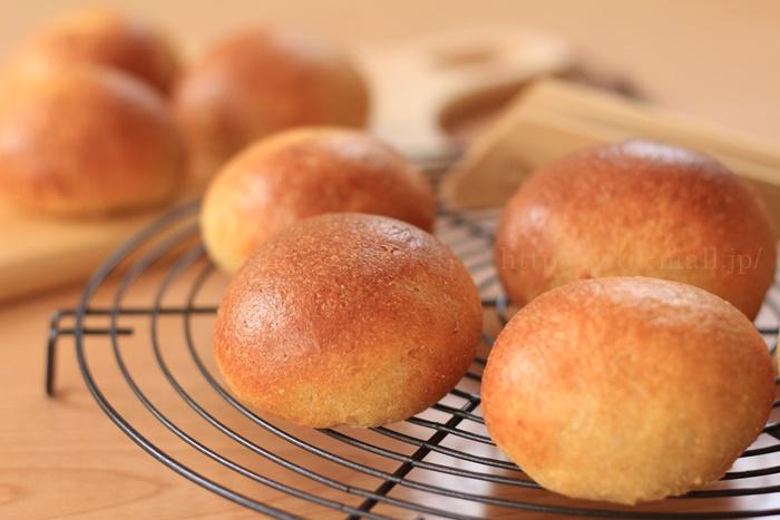 低糖質ブランパン(ふすまパン)