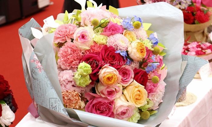 日比谷花壇 母の日デザイナーズブーケ