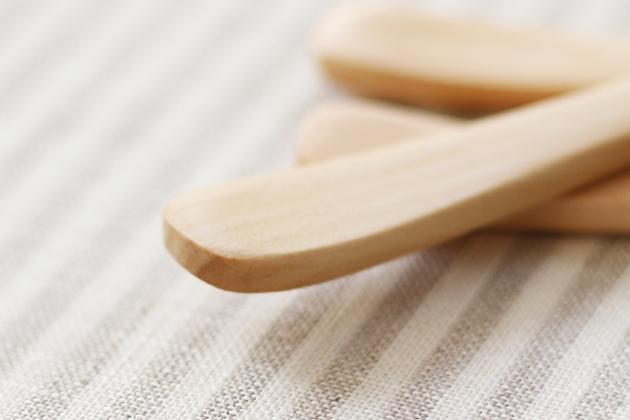 木製カトラリー フォーク