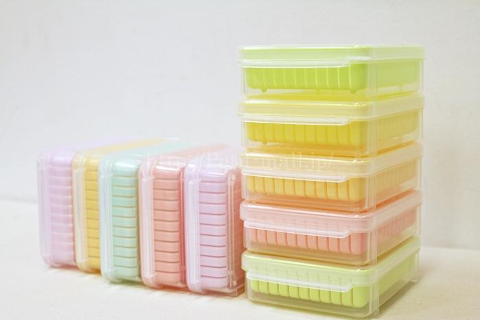 フェリシモ 冷凍保存容器