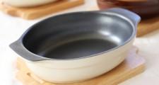 vivノンスティックオーブンウェア(グラタン皿)