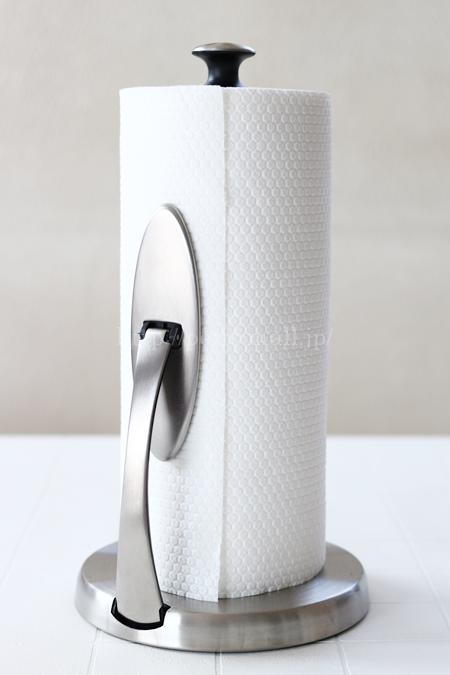 洗って使えるペーパータオル「スコッティファイン」にピッタリサイズのペーパータオルホルダー