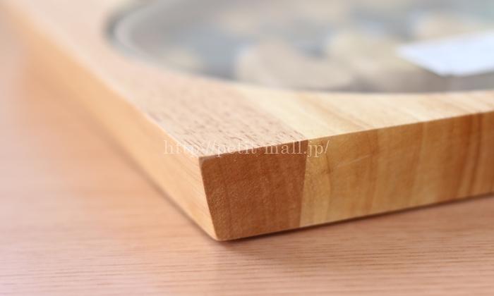 イマジンテーブル ウッディチーズナイフ 4本セット 木の質感