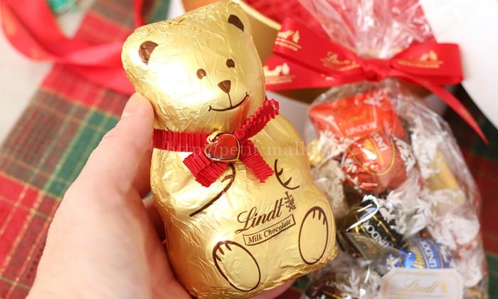 リンツ テディチョコレート