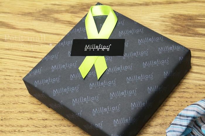 Millefiori(ミッレフィオーリ)ギフト包装