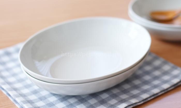 無印良品 楕円皿 オーバルディッシュ