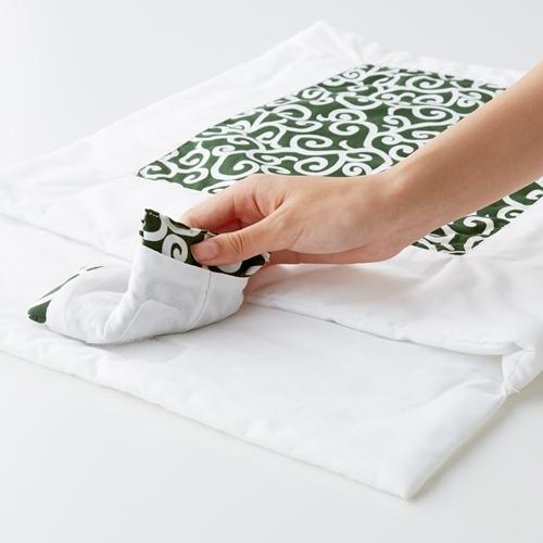 フェリシモ 猫用和布団の枕 面ファスナーで着脱可能