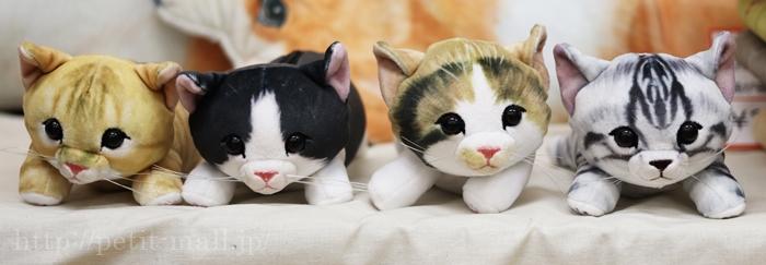 フェリシモ猫部 子猫ポーチ