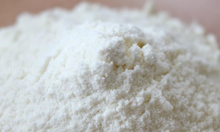 北海道産小麦粉「きたほなみ」を使ったパウンドケーキミックス粉
