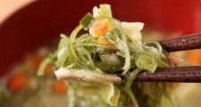 ベルメゾン マンスリークラブ 食べる順番スープ
