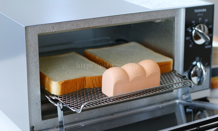 トーストスチーマーの使い方