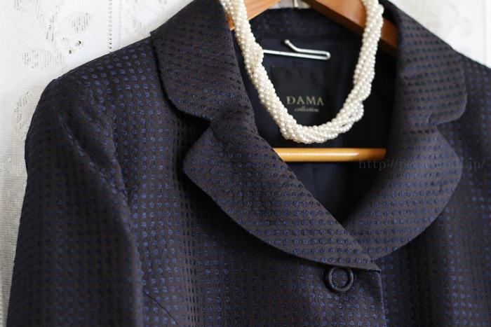 卒園式のスーツ ディノスDAMAコレクション