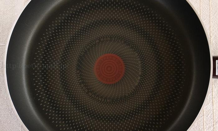 ティファールのフライパン フッ素樹脂について