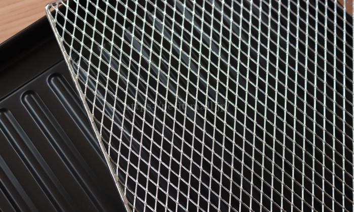 東芝オーブントースター HTR-L6 メッシュ状焼き網