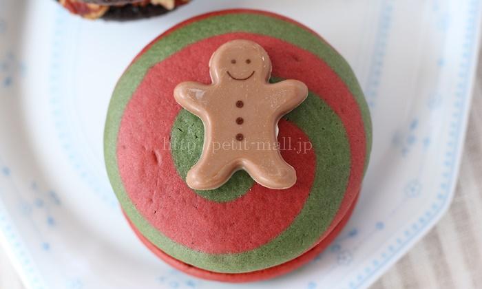 チャプチーノ ウーピーパイ クリスマススワール
