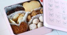 アディクトオシュクル バレンタイン猫缶クッキー